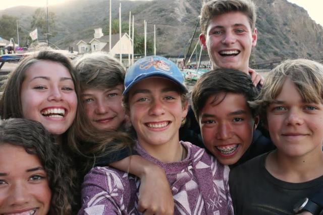 Catalina Sea Camp - The New Kid