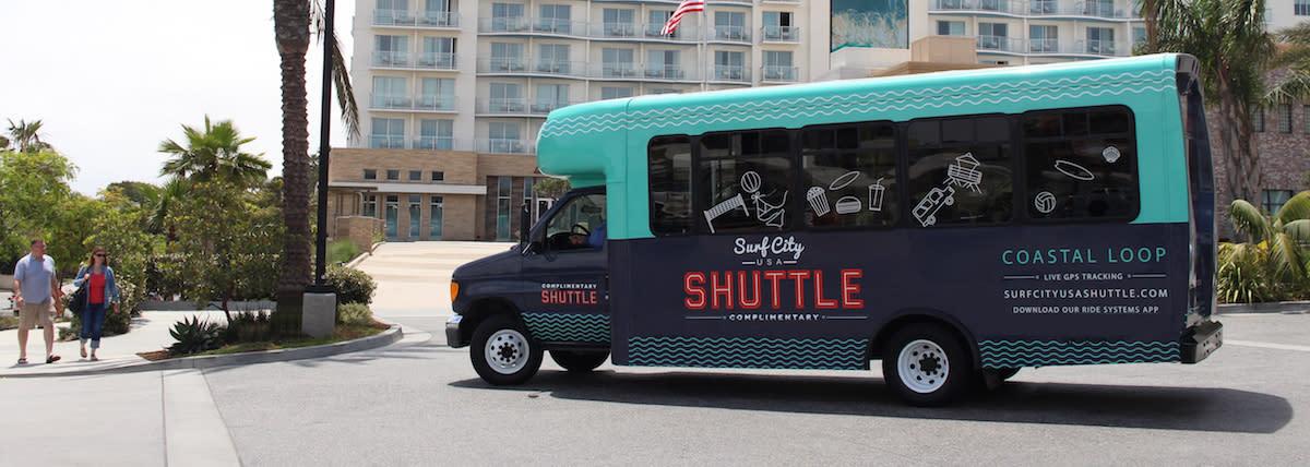 Shuttle Banner