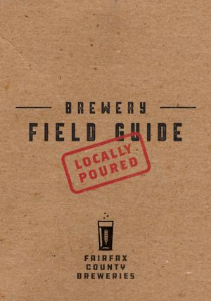 Fairfax County Breweries Field Guide Cover