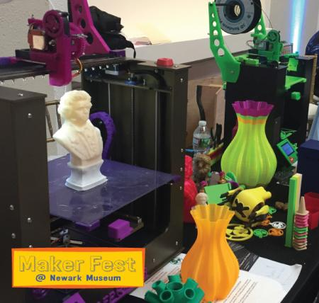 Maker Fest @ Newark Museum