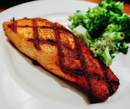 Mariah's salmon