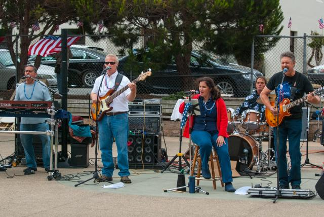 Pacific Grove live music