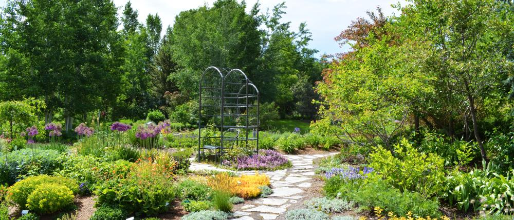 The Botanic Gardens in Steamboat Springs