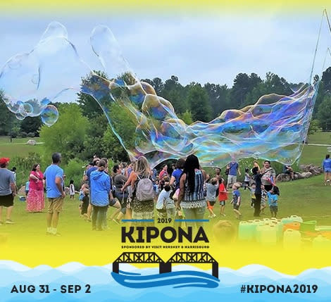 Kipona Bubble Festival