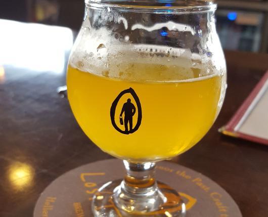beer at Lost Tavern Brewing in Hellertown