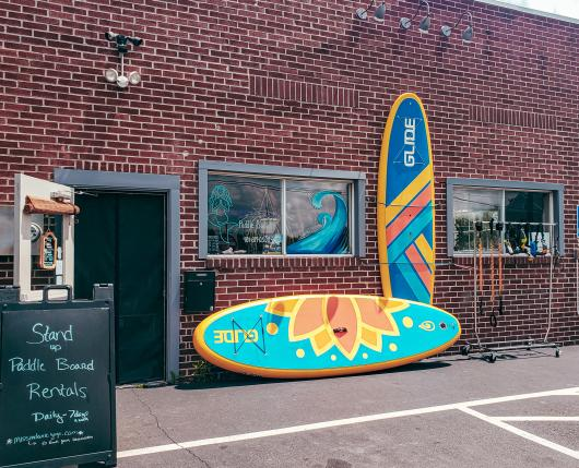 MMY Paddle Board Shop