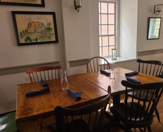 Main Dining Room Table