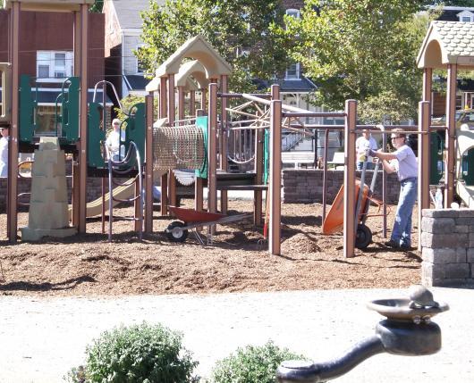 5th Street Playlot - Playground