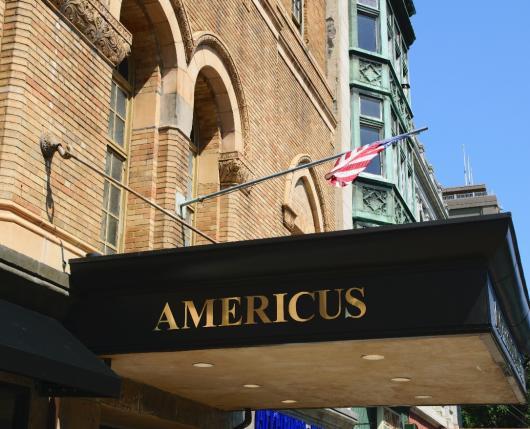 The Americus Hotel
