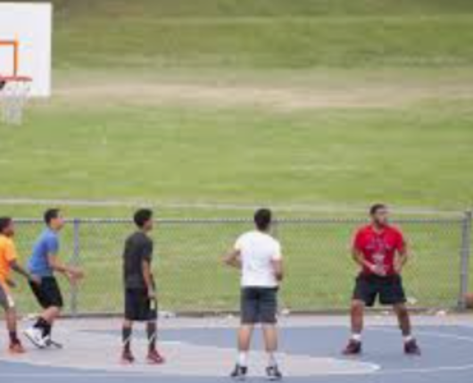 Andre Reed Park - Basketball Courts
