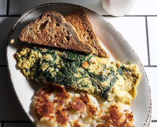 Yanna's Omelette