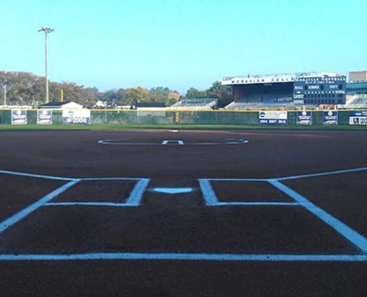 Blue & Grey Field