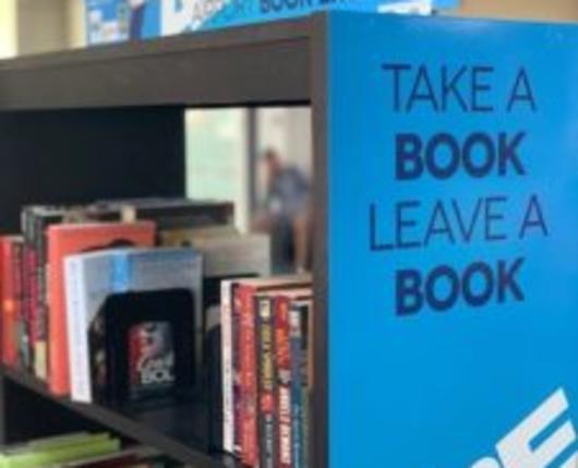 Airport Book Exchange
