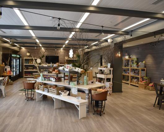 Organic Market & Cafe