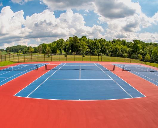 DeSales University - Tennis Courts
