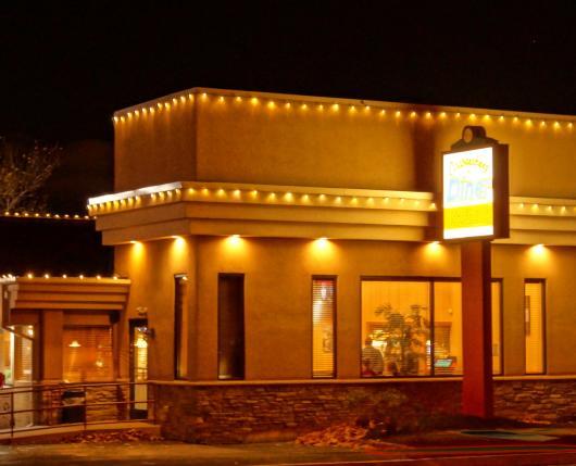 Coopersburg Diner - Exterior