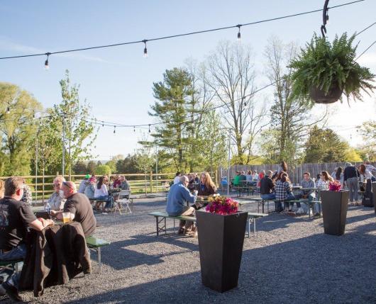 Shepherd Hill - Foundation Tavern/Biergarten