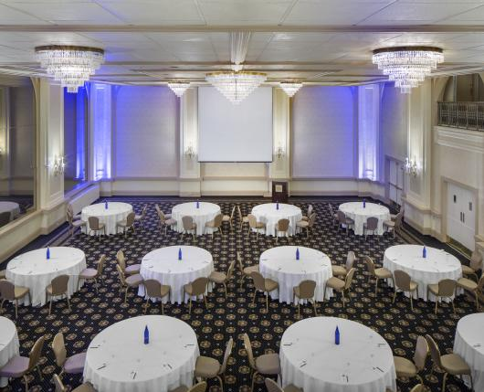 Grand Ballroom - Hotel Bethlehem