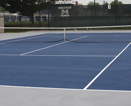 Hoffman Tennis Courts - Moravian University