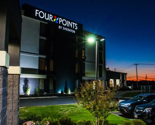 Four Points Exterior Shot