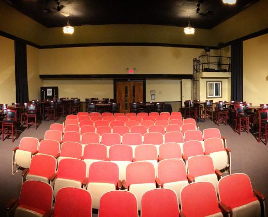 The Stitch Performance Hall Seating