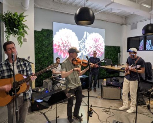 First Friday Music