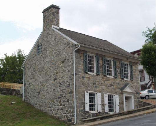 Jacob Nicholas House