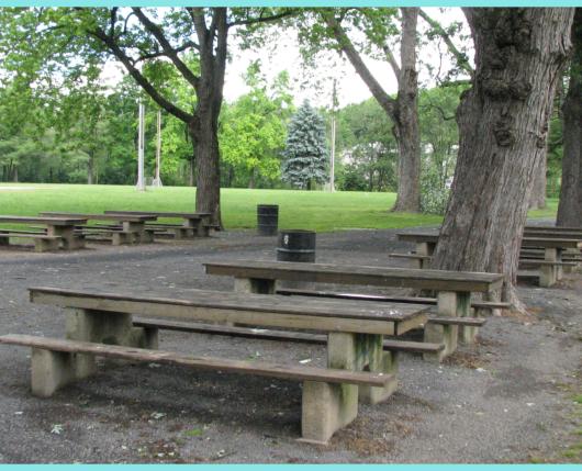 Jordan Park Picnic Grove