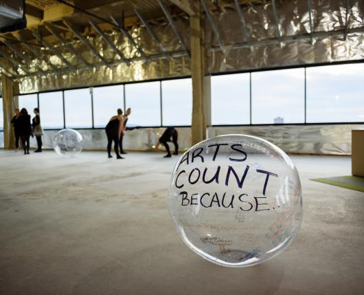 The Arts Count