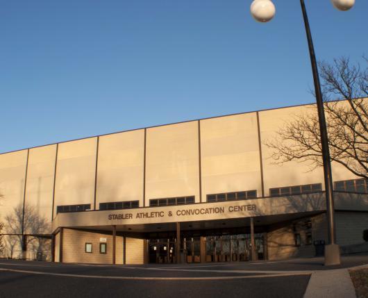 Lehigh Athletics - Stabler Arena Exterior 01