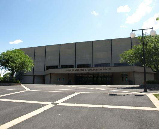 Lehigh Athletics - Stabler Arena Exterior 04