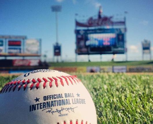 Lehigh Valley Ironpigs Vs Indianapolis Indians