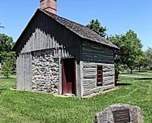 1760's Log Cabin