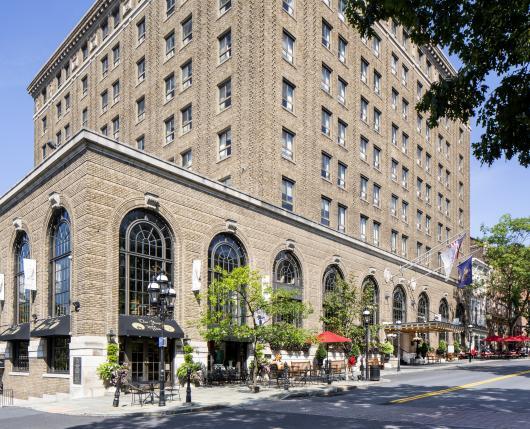 Tap Room - Hotel Bethlehem