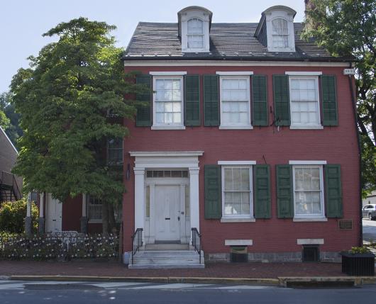 Mixsell Illick House
