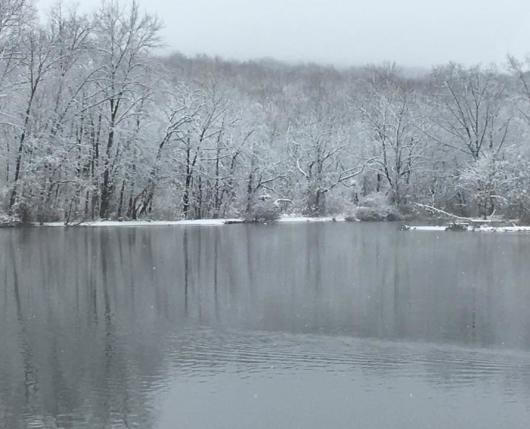 Winter at Moyers