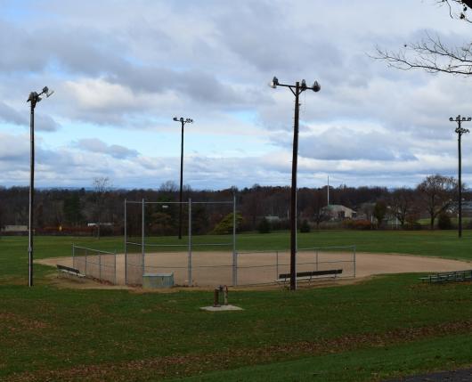 Percy Ruhe Baseball Field