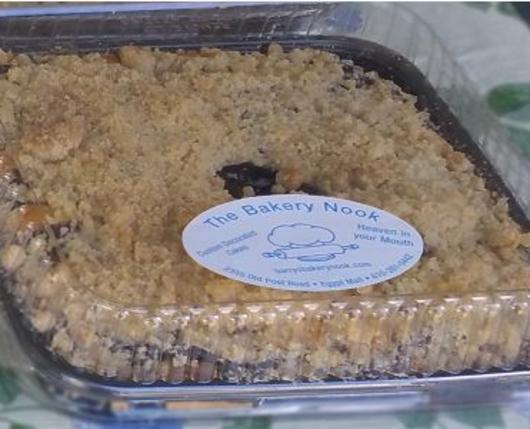 The Bakery Nook Baked Goods
