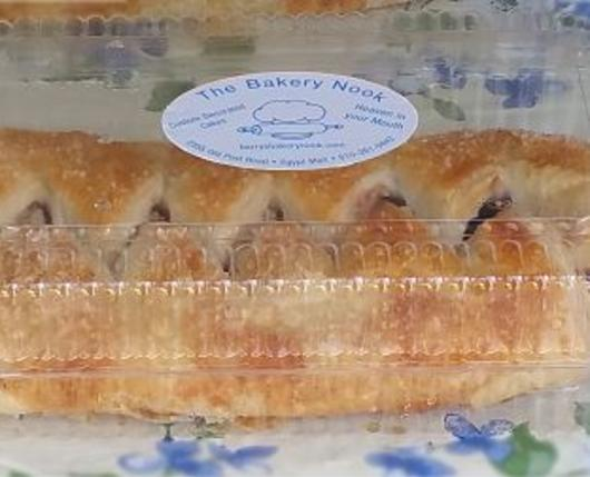 The Bakery Nook Baked Goods Pastry