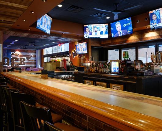Queen City BBQ Bar