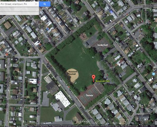 Roosevelt Park Overview