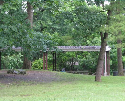 South Mountain Reservoir Pavilion