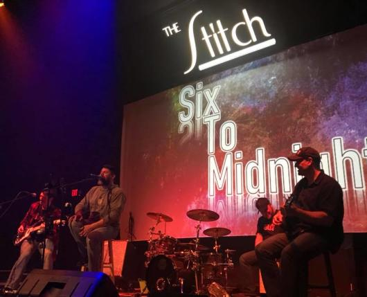 Six to Midnight at The Stitch