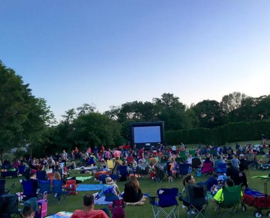 South Whitehall Township Movies at the Park