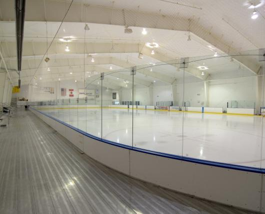 Steel Ice Center Rink
