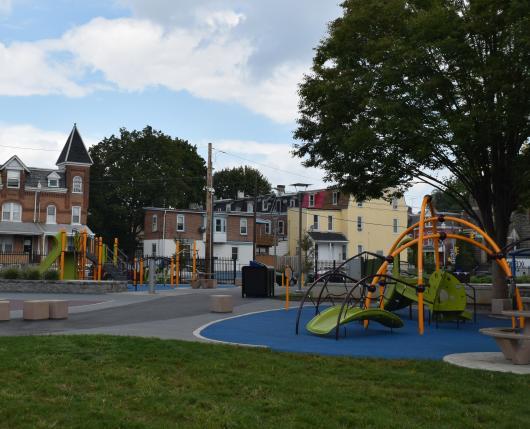 Stevens Park Playground