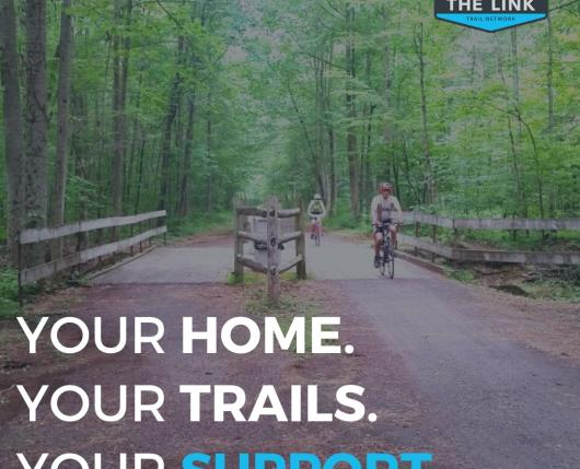 Your Home. Your Trails.