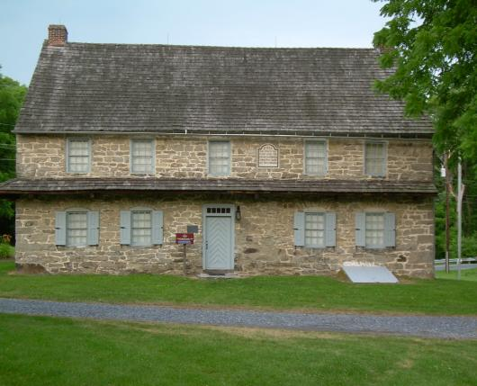Historic 1756 Troxell-Steckel Farmhouse