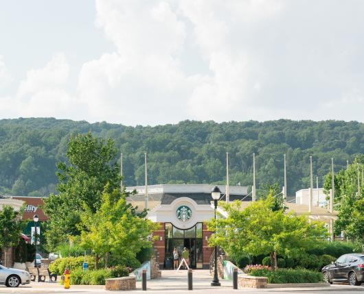 Town Square presented by Lehigh Valley Health Network