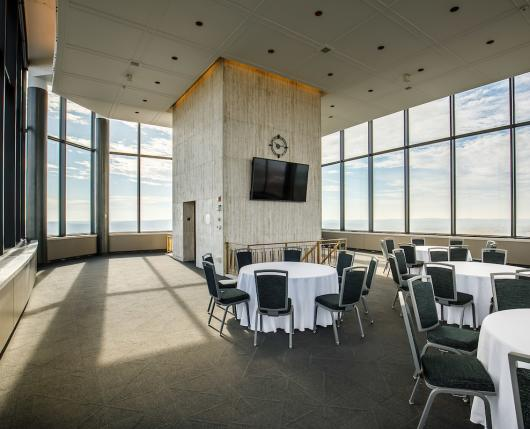 Lehigh University Iacocca Conference Center - Stabler Observation Tower